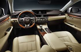 white lexus 2017 interior 2016 lexus es preview j d power cars