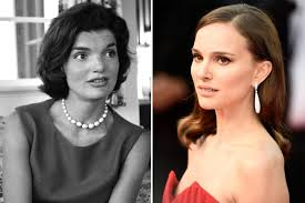 Kennedy Jacqueline Natalie Portman Will Be The Latest Actress To Play Jackie Kennedy