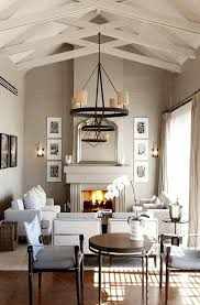 White Ceiling Beams Decorative by Best 25 Exposed Trusses Ideas On Pinterest Traditional Kitchen