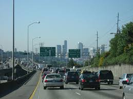Wsdot Seattle Traffic Map by Rush Hour A Map Of Puget Sound U0027s Worst Traffic Kuow News And