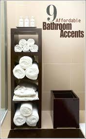 Bathroom Shelves For Towels Bathroom Shelf For Towels Best Towel Storage Ideas On The