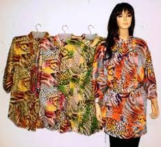 Baju Muslim Ukuran Besar atasan ukuran besar bk0251 grosir baju muslim murah tanah abang