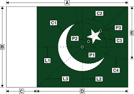 Flag Flying Rules Flag Of Pakistan Wikipedia