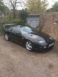 nissan 300zx twin turbo manual spares or repair in langley mill
