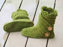 womens slipper boots size 12 56 best crochet slipper boots images on crochet