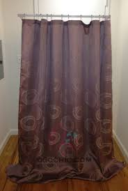 Temporary Shower Curtain Diy Room Divider Budget Friendly Hanging Rack Shower Curtain