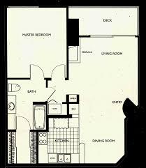 Ucla Housing Floor Plans Rent In Studio City L U0027estancia Apartments Floorplans