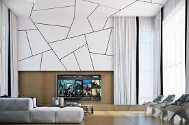 Designs In Walls For Living Room With Design Picture  Fujizaki - Designs for living room walls