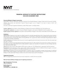 signed affidavit template sample affidavit free sworn affidavit