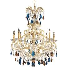 versailles chandelier vintage collection versailles style 8 light candelier
