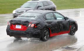nissan acura 2012 nissan to debut active aerodynamics on 2013 altima car and