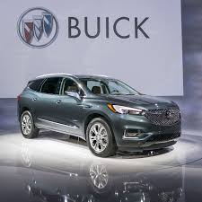 2018 buick enclave info pictures specs wiki gm authority with 2018