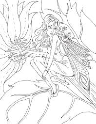 fairy coloring pages beautiful fairy coloring pages printable free