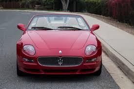 maserati pink 2006 maserati gransport v8 sold historic sports racing cars