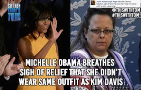 State Of The Union Meme - caption contest kim davis at the state of the union album on imgur