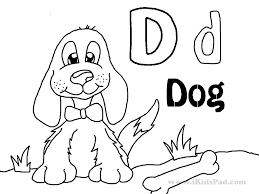 letter d coloring pages printable get coloring pages