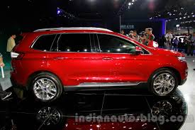 opel china 2015 ford edge 7 seater goes on sale from may china