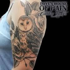 tattoo pain explanation dave s house of pain custom tattoos 42 photos piercing 1013