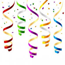 new years streamers new year confetti clipart 37