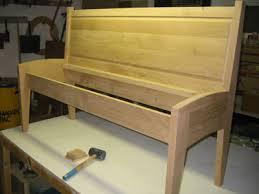 banc de cuisine en bois avec dossier banc de cuisine en bois avec douane banc de cuisine en bois avec