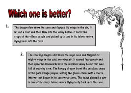 success criteria checklist narrative by lastingliteracy