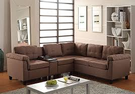Reversible Sectional Sofa by Product Reviews Buy 1perfectchoice Cleavon Reversible Sectional