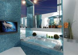 Grey Bathroom Tiles Ideas Vintage Blue Bathroom Tiles Ideas And Pictures Mosaic Grey