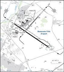 Cdg Airport Map Beauvais Airport Aeroport De Beauvais Tille Airports Of Paris