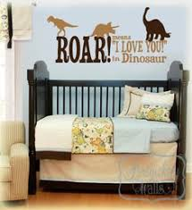 to go to sleep i count dinosaurs not sheep kids room baby room