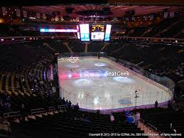 madison square garden section 203 seat views seatgeek