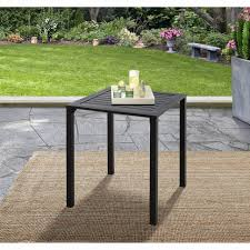 small metal outdoor end tables outdoor wood end table elegant patio chairs patio side table metal