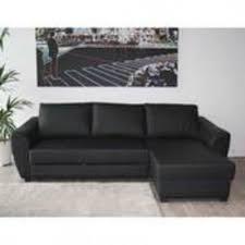 canapé simili cuir noir pas cher canapé simili cuir conforama canapé design