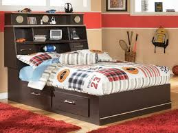 Kids Beds With Storage Bedroom Magnificent Home Beds Kids Furniture Beds Delburne Full