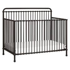 Graco Lauren Convertible Crib by Million Dollar Baby Classic Winston 4 In 1 Convertible Iron Crib