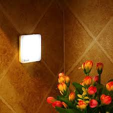 Wireless Led Wall Sconce Usb Rechargeable Closet Lights Icicle 2 Pack Motion Sensor Lights