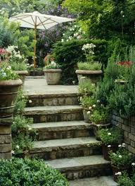 86 best slope n steps images on pinterest landscaping stairs