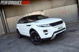 range rover small 2012 range rover evoque dynamic si4 coupe review performancedrive