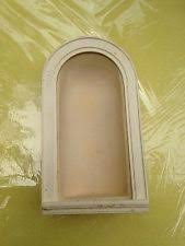 plaster wall niche in dolls miniatures houses ebay