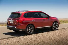 nissan pathfinder near me 2017 nissan pathfinder gains power style and a better tow rating