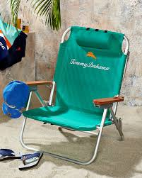 How To Close Tommy Bahama Chair Green Deluxe Backpack Beach Chair