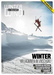 G Stige K Hen Winterwind 2016 Vinschgau Südtirol By Vinschgerwind Issuu