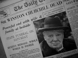 Winston Churchill Iron Curtain Speech 50th Anniversary Of Churchill U0027s Death U2013 Dissent Conscience And