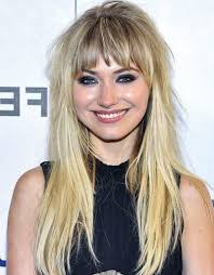 choppy fringe long prom hairstyles february 2012 popular