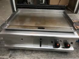 cuisine shop catering commercial gas flat grill 90cm catering cuisine