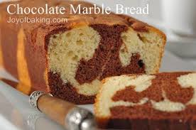 chocolate marble bread recipe joyofbaking com tested recipe