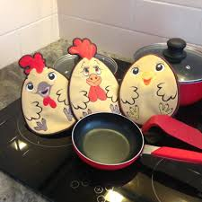 Kitchen Embroidery Designs Rooster Kitchen Potholder Free Embroidery Design Showcase With