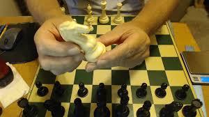 ancient chess set cavalier tournament chess set youtube