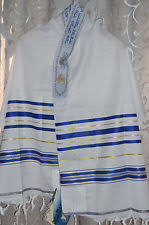 prayer shawls from israel kosher tallit talis prayer shawl acrylic 24 x72 made in israel
