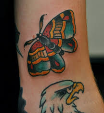 traditional butterfly by phil gibbs stand proud