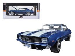 chip foose 1969 camaro 1969 chevrolet camaro rs coastal blue pearl with white stripes 1